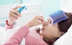 Viêm xoang có bị sốt không - Giải đáp chi tiết