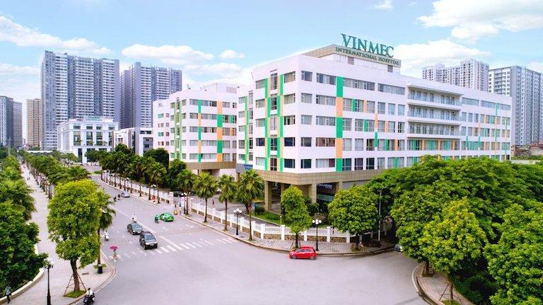 Bệnh viện Vinmec Timea City đạt tiêu chuẩn điều trị quốc tế