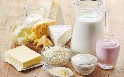 Viêm xoang kiêng ăn gì - Sữa và các chế phẩm từ sữa