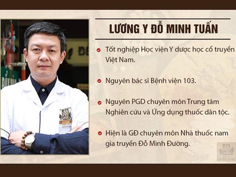 """Lương y Đỗ Minh Tuấn nổi tiếng """"mát tay"""" trong điều trị viêm xoang ở trẻ em bằng bài thuốc nam truyền thống"""