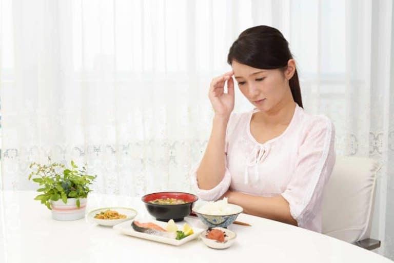 Kinh phòng độc bại tán chủ trị bệnh gây hiện tượng chán ăn, mệt mỏi, sốt nhẹ,...