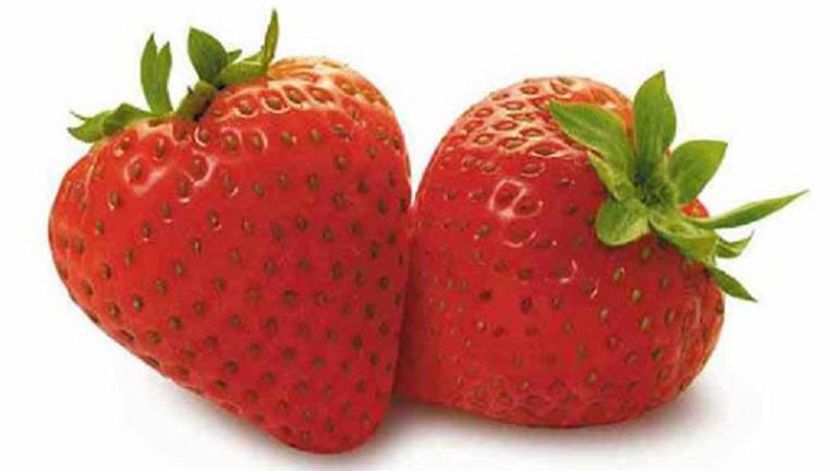 Trong các loại rau xanh và hoa quả tươi có chứa hàm lượng lớn vitamin C và chất xơ
