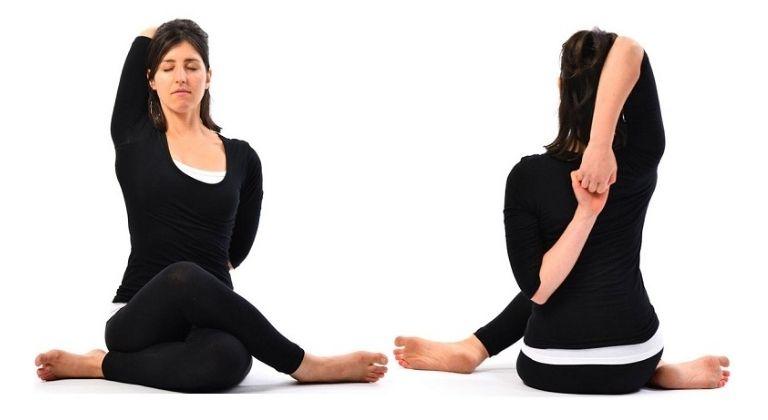 Bài tập Yoga cho người bị viêm xoang sàng