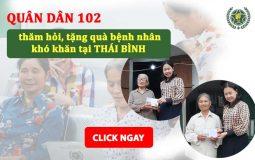 Thiện nguyện tại Kiến Xương, Thái Bình