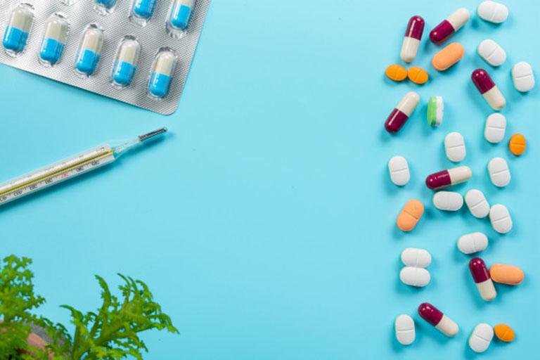 Một số thuốc Tây y giúp chữa viêm xoang sàng hiệu quả