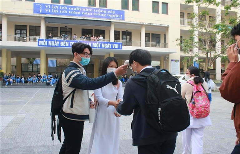 TP.HCM cho học sinh các cấp nghỉ học từ ngày 10-5