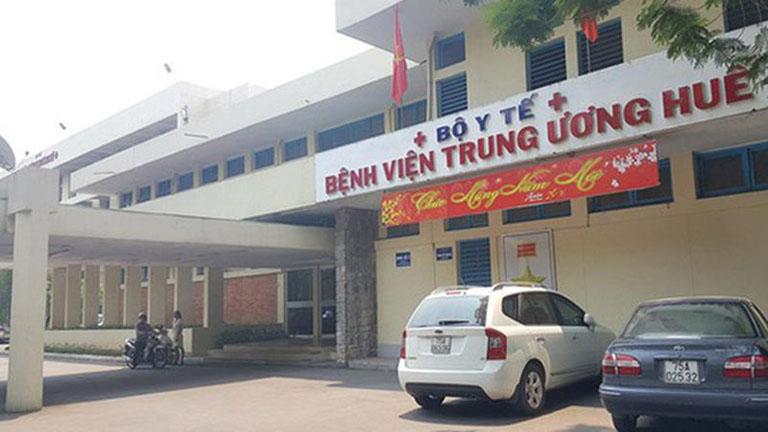 Bệnh viện Trung Ương Huế chữa viêm xoang hàm hiệu quả