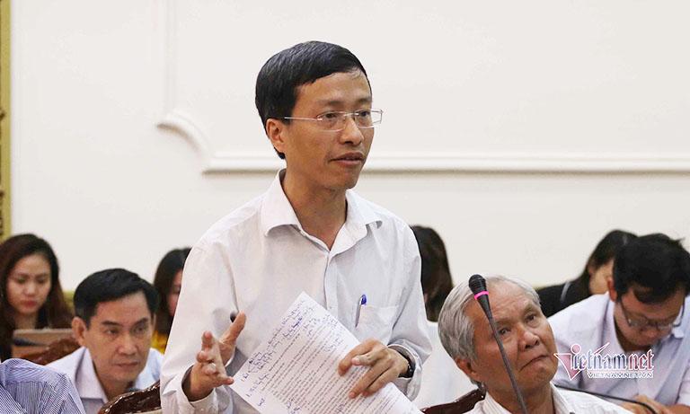 GS, TS Phan Trọng Lân – Viện trưởng Viện Pasteur TP Hồ Chí Minh