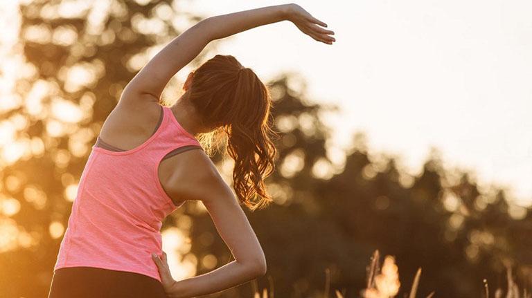 Thường xuyên luyện tập thể thao giúp ngăn ngừa bệnh