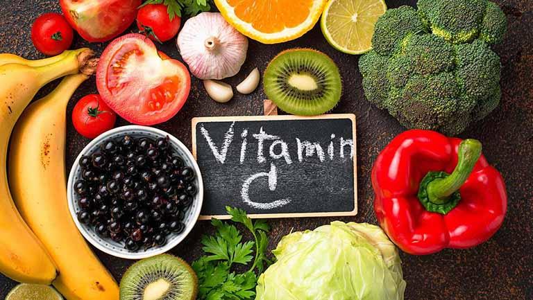 Bổ sung vitamin C giúp cải thiện bệnh