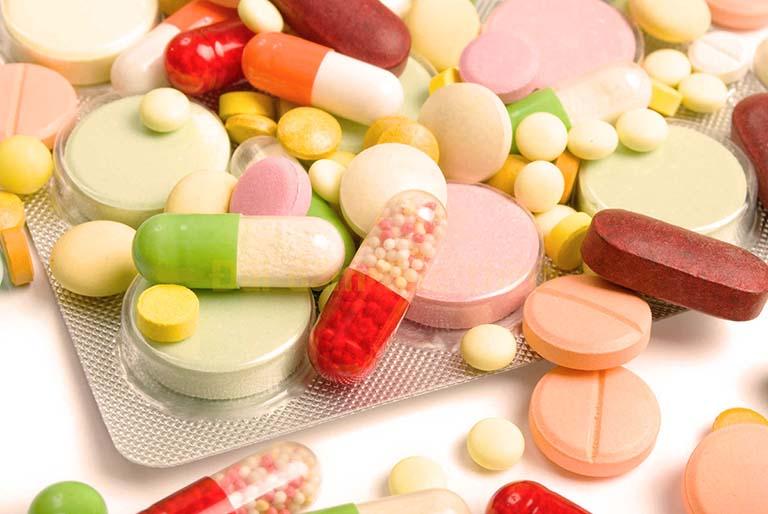 Thuốc Tây y giúp chữa bệnh viêm xoang trán nhanh chóng