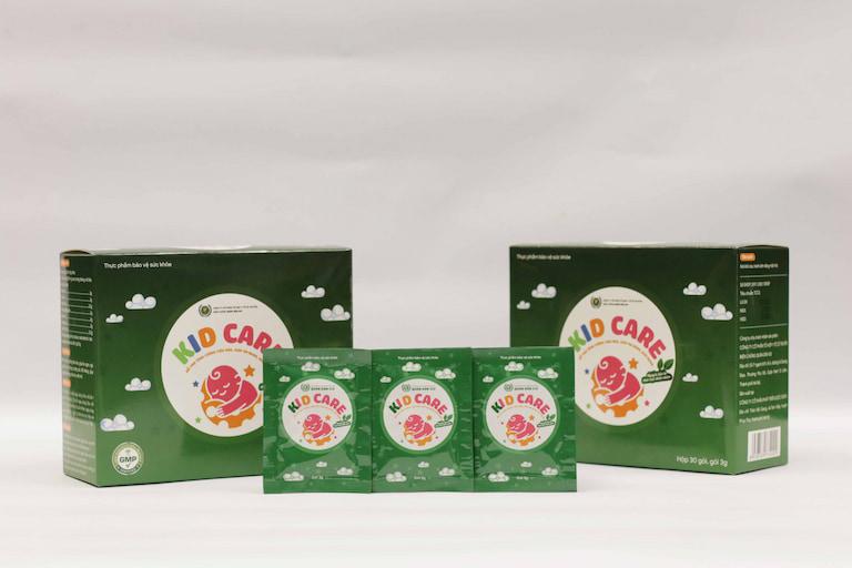Một số hình ảnh khác về sản phẩm cốm dinh dưỡng KID CARE