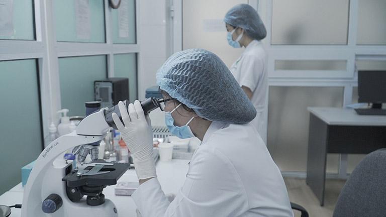 Các cây thuốc được nghiên cứu và chọn giống kỹ lưỡng, sàng lọc gen tốt