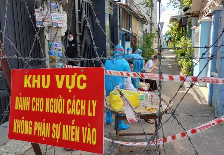 Bộ Y tế hướng dẫn cụ thể cách ly tại nhà với F1 ở TP Hồ Chí Minh