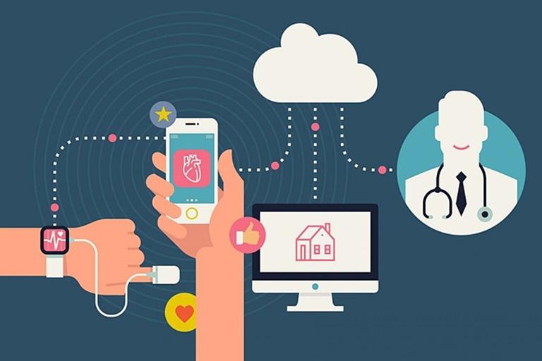 Bệnh viện Tai Mũi Họng Quân dân 102 chủ trương ứng dụng công nghệ số trong chăm sóc sức khỏe cho người bệnh
