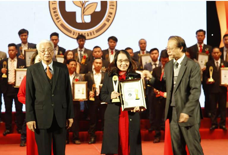 Giải thưởng Cúp vàng Thương hiệu chất lượng cao