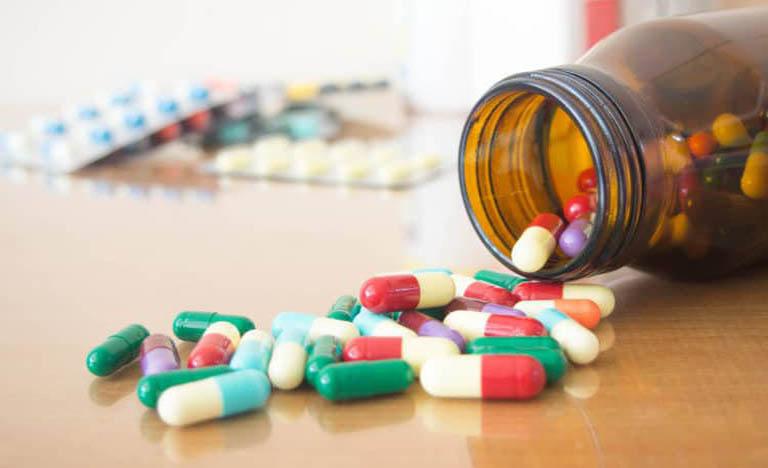 Thuốc Tây y giúp giảm nhanh cảm giác đau nhức do viêm xoang trán