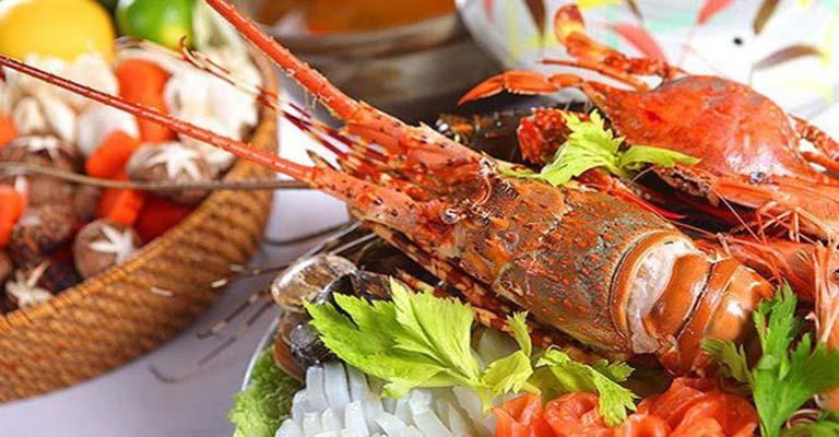 Tôm cua là nhóm thực phẩm dễ gây dị ứng