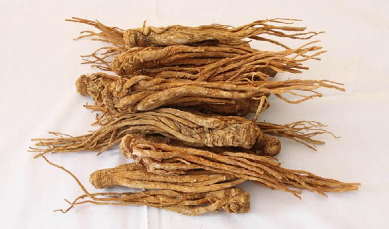 Rễ đương quy kết hợp râu ngô điều trị viêm xoang mãn tính hiệu quả