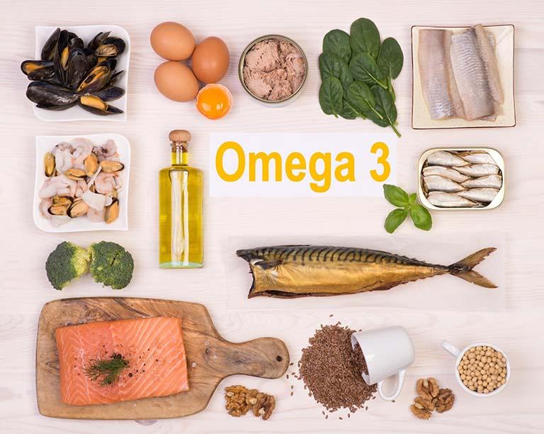 Người viêm xoang mãn tính nên ăn gì - thực phẩm giàu Omega-3