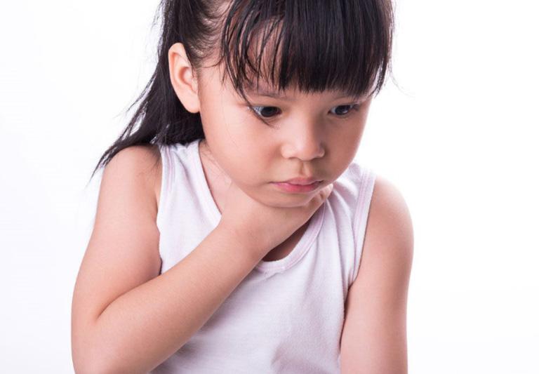 Dị vật tai mũi họng thường gặp ở trẻ nhỏ