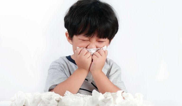 Lưu ý khi điều trị viêm xoang cho trẻ